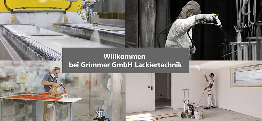 Willkomen bei Grimmer Lackiertechnik